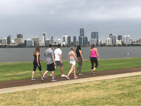 START, Striding TowARds health and well-being Trial