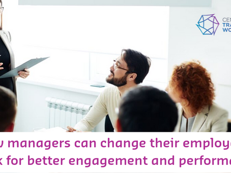 Managers play important role in motivating their employees at work
