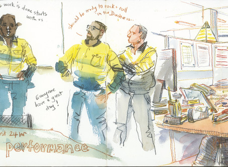 FIFO Worker's Mental Health and Wellbeing: What can we do?