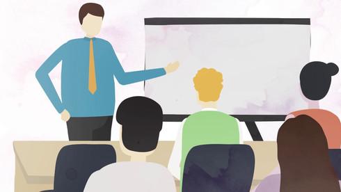 Change the Work: School teacher example