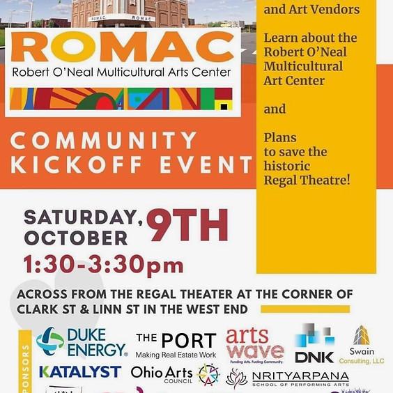 Community Kickoff Event