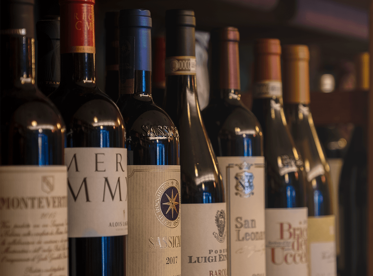 La  top selection dell'enoteca