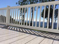 Hy-Clad Ltd - PVC Decking  PVC Railings  Steel Sub Frame
