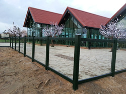 Hy-Clad Ltd - PVC Fencing