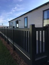 Hy-Clad Ltd - PVC Decking  PVC Railings  Steel Sub Frame
