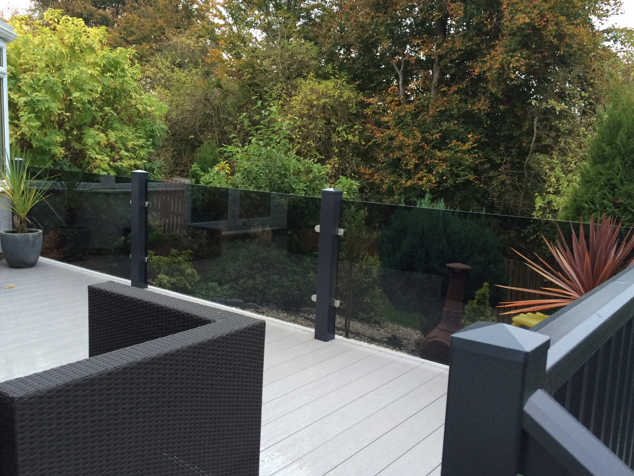 Hy-Clad Ltd - PVC Decking