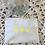 Thumbnail: Pochette trois cœurs fond crème