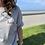 Thumbnail: Robe tee-shirt ample