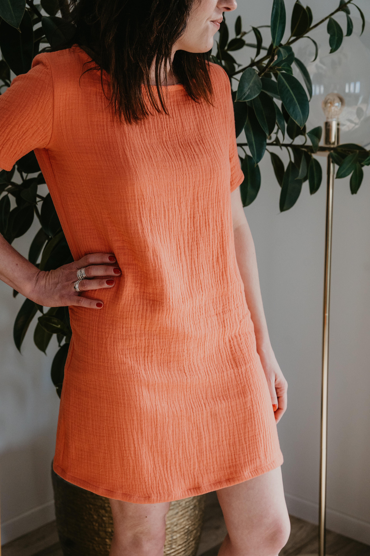 Les robes des femmes