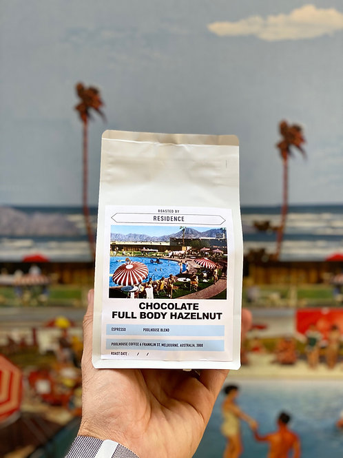 250g Poolhouse Coffee blend