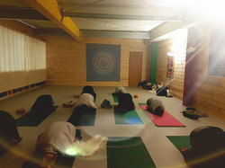 Salle Yoga andenne