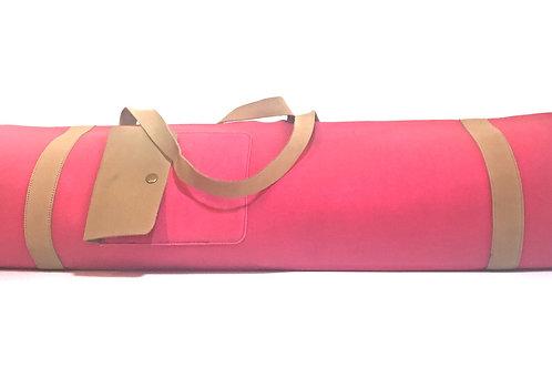 Plain Yoga Mat Bag