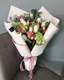 1 decena tulipán 22 Rosas Variedad F