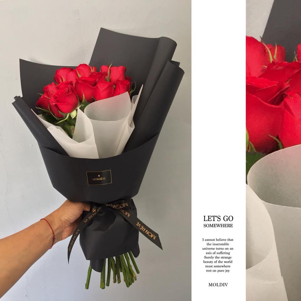 18 Rosas