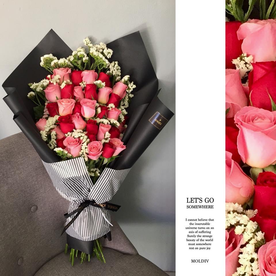 27 rosas