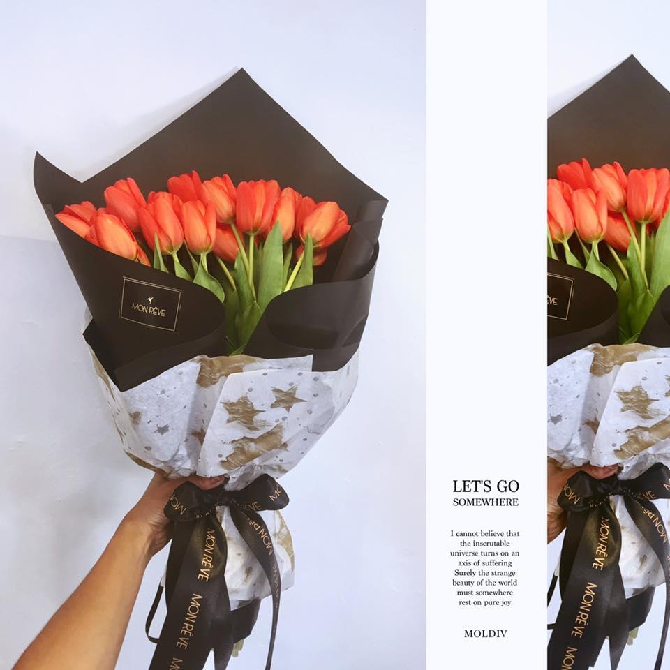 2 Decenas Tulipán