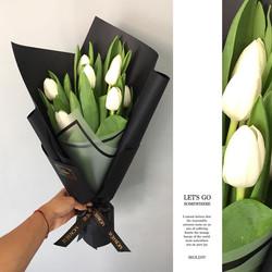 1 decena Tulipán