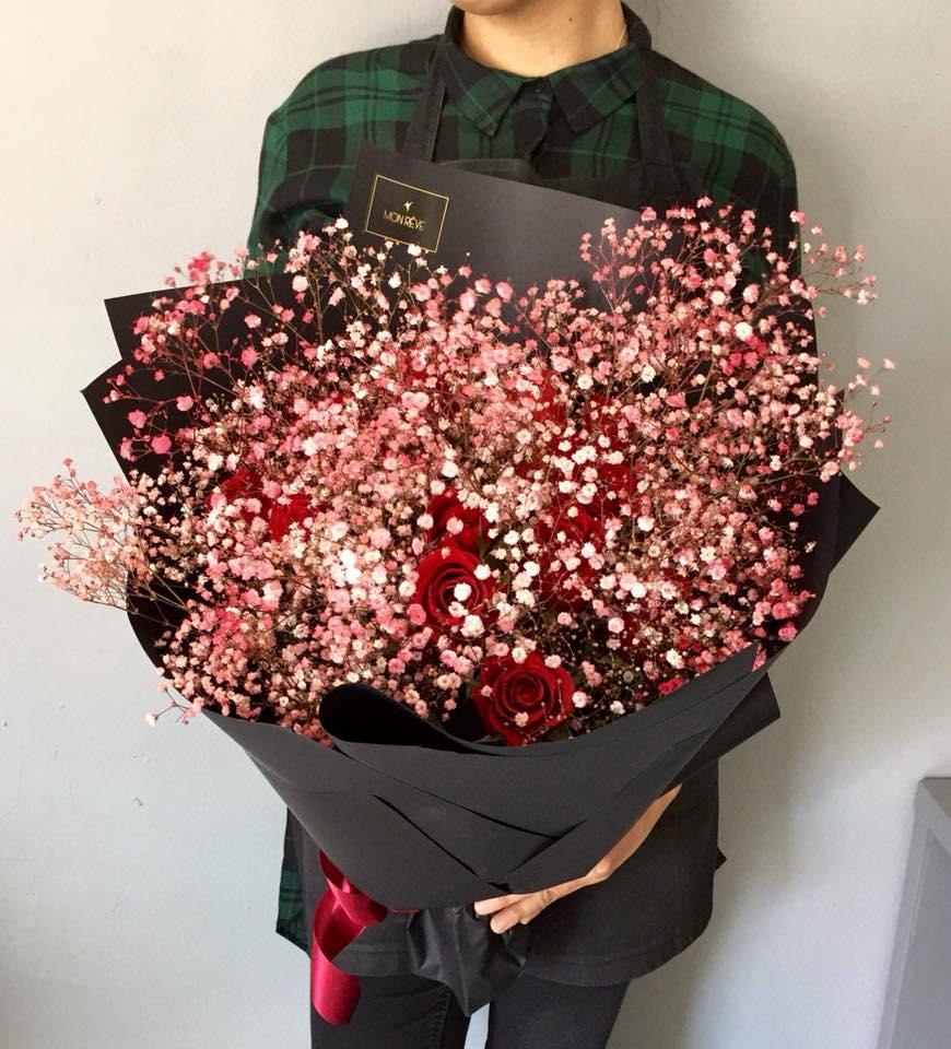 22 rosas