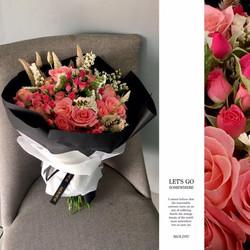 22 Rosas  / follaje