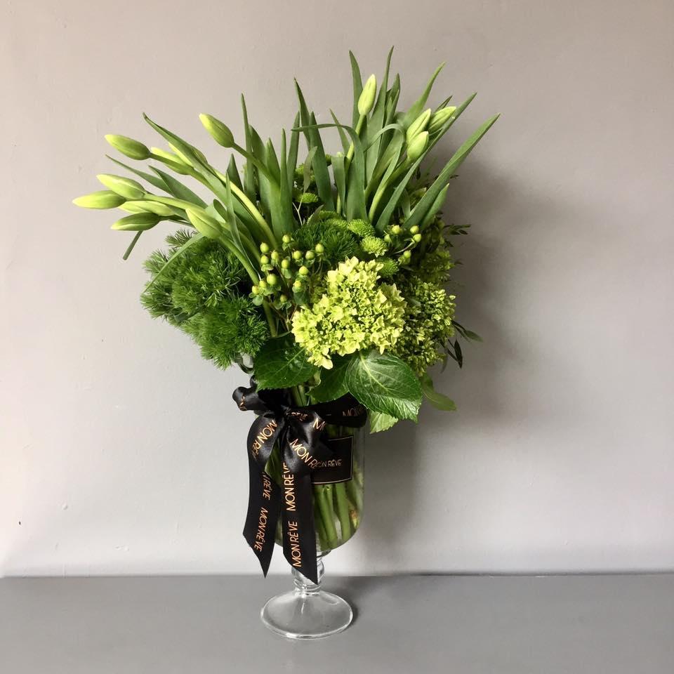 2 decenas de tulipán (4 días de anti