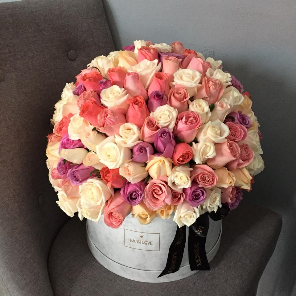 164 rosas