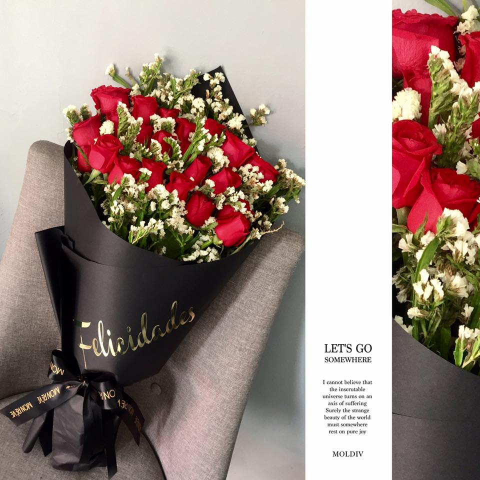 26 rosas ( Sticker )