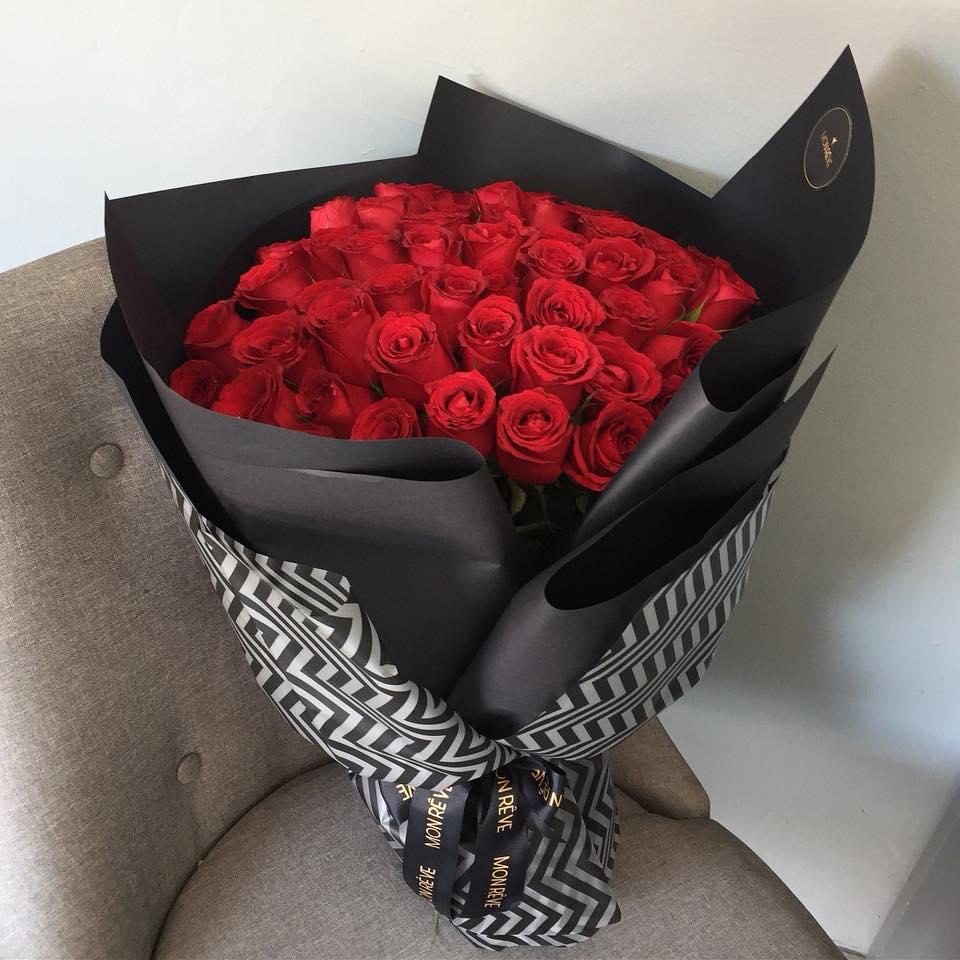 RAMO 60 Rosas