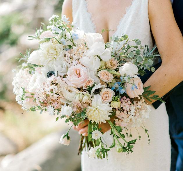 Floral Wedding Bouquet