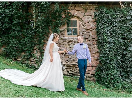 Lauren & Josh - Dells Bells Wedding Chapel - Wisconsin Dells