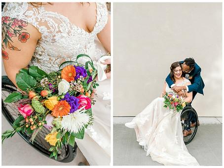 An Inspirational Bride - Styled Shoot - Colorado Spring, CO