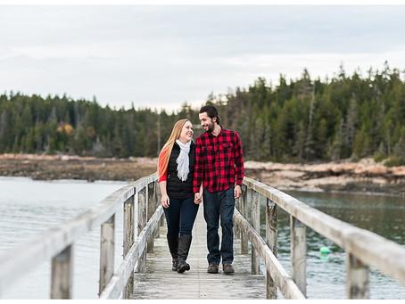 Brianna & Michael - Frazer Point - Winter Harbor, ME