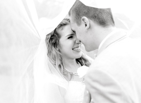 Kim + Tyler - Old Marsh Country Club - Wells, ME