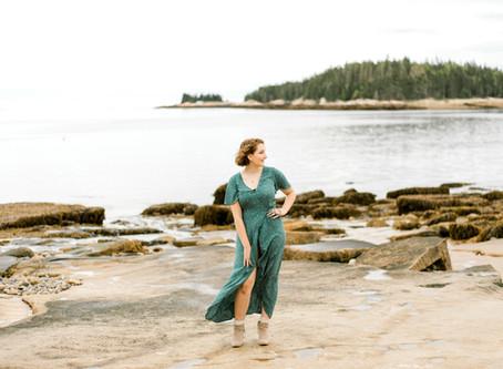 Rhiannon - Senior - Winter Harbor, Maine
