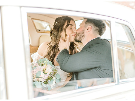 Romantic Wedding Inspiration - Content Day - Emily Brianne Photography