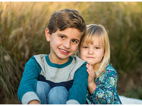 Fall Family Session - Odenton, MD