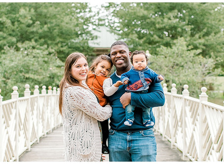 The Washington's - Family Session - Fort Meade, MD