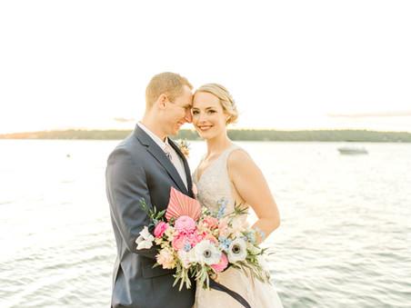 Boothbay Harbor, Maine | Micro Wedding