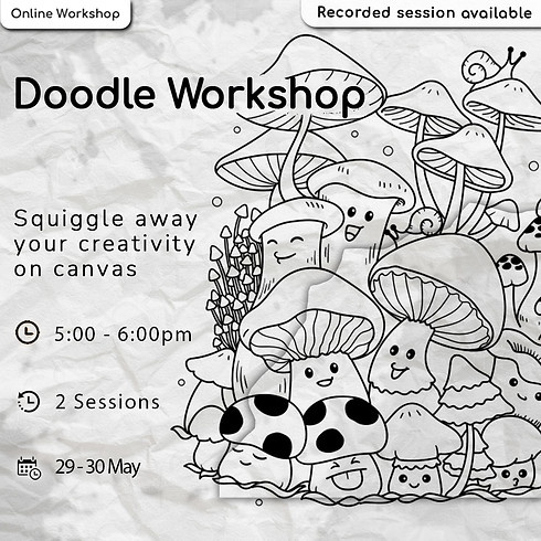 Doodle Art Workshop