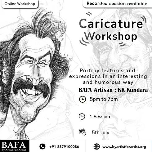 Caricature Workshop