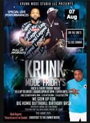Krunk Mode Friday's