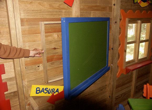 Mobiliario Infantil - Pizarra Secreta
