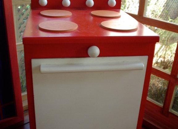 Mobiliario Infantil - Horno