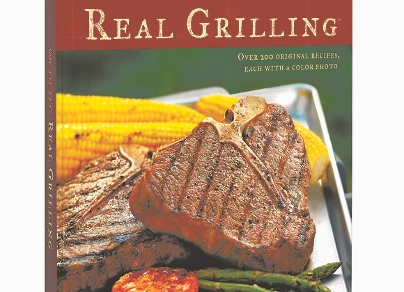 Cocina Exterior - Libro Real Grilling