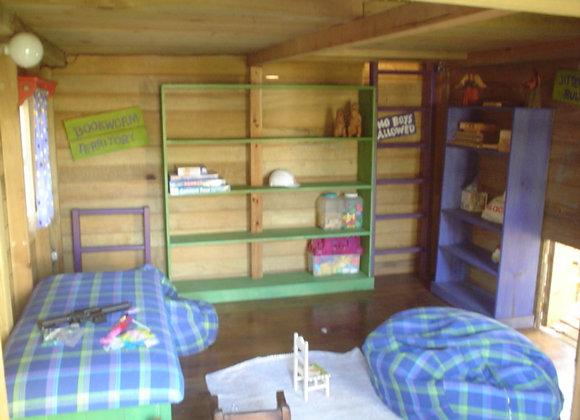 Mobiliario Infantil - Librera de 05 repisas