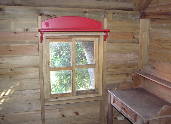 Mobiliario Infantil - Cortinero sin cortinas