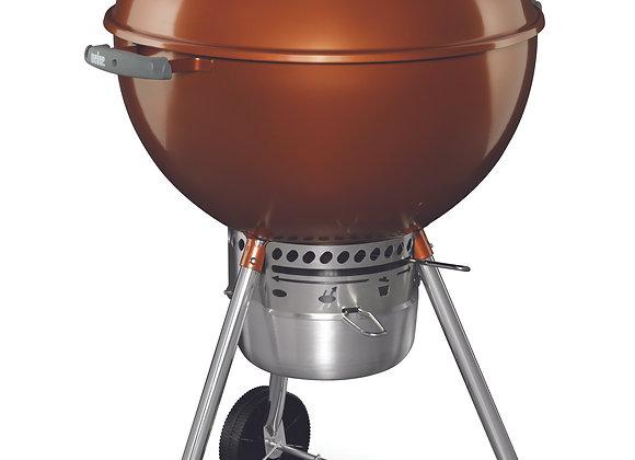 Cocina Exterior - Carbón Original Kettle 22 Gold