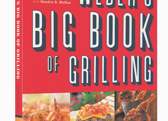 Cocina Exterior - Libro Big Book of Grilling