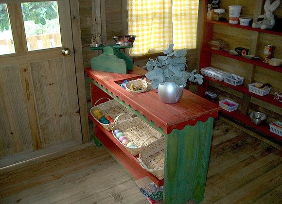 Mobiliario Infantil - Mostrador