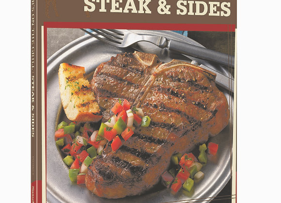 Cocina Exterior - Libro Steak and Sides