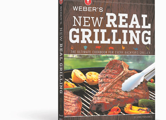 Cocina Exterior - Libro New Real Grilling